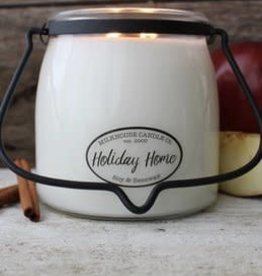 Butter Jar 16 oz. - Holiday Home