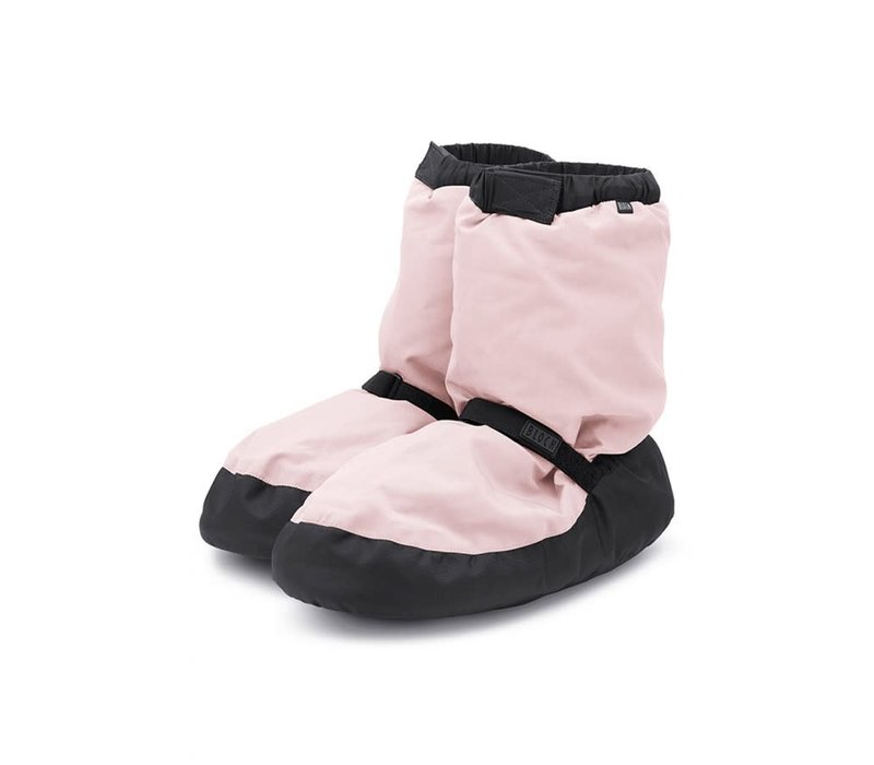 Warm Up Booties Solid Color Child