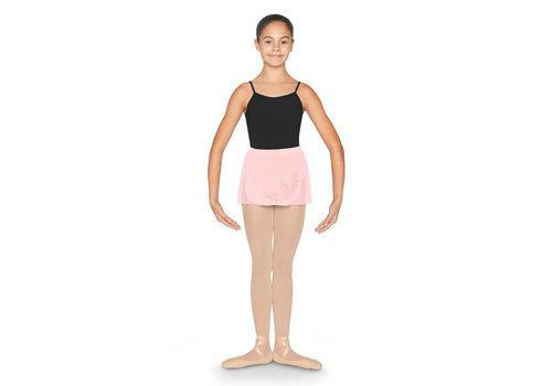 Bloch Placement Flock Wrap Skirt