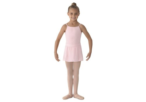 Mirella EMB Georgette Wrap Skirt