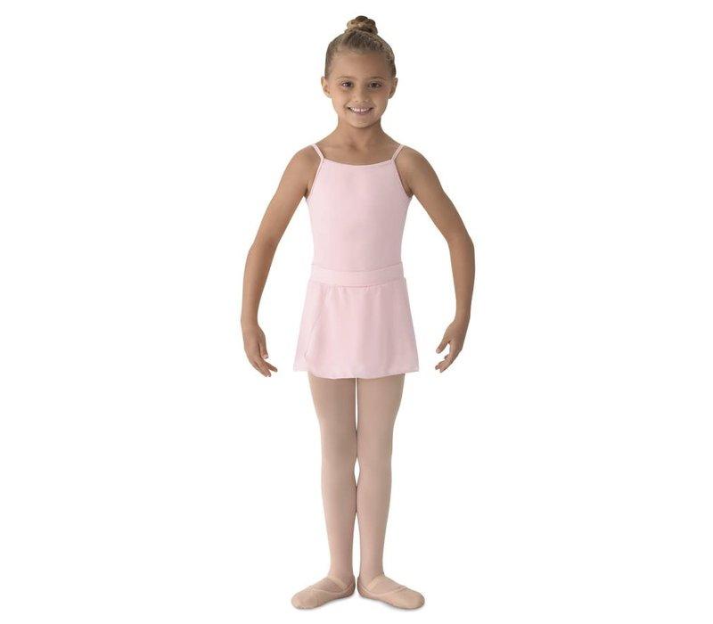 EMB Georgette Wrap Skirt