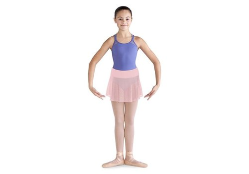 Bloch Daisy Mesh Skirt w/Waistband
