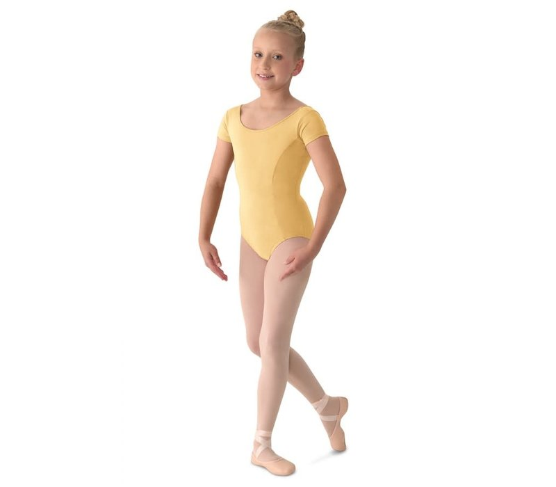 Cap Sleeve Leotard