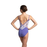 Allegra with Pinch and Printed Back