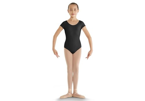 Bloch Strap Back Cap Sleeve Leotard