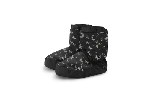 Bloch CLEARANCE Warm Up Booties Print Child