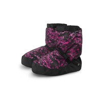 CLEARANCE Warm Up Booties Print Child