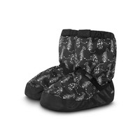 CLEARANCE Warm Up Booties Print Adult