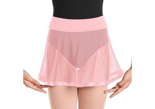 Bloch Diamante Contrast Band Skirt