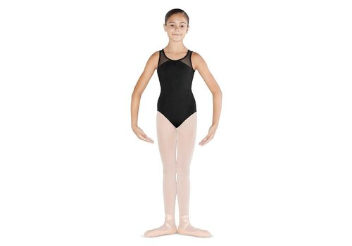 Bloch Gather Neck EMB Tank Leo