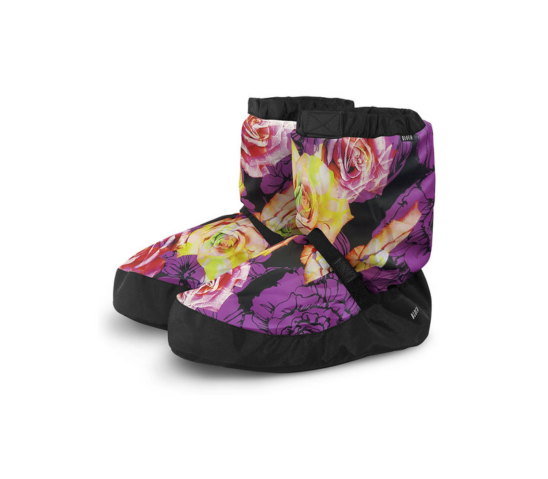 Warm Up Booties 2019 Print Adult