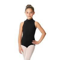 Basic Mock Neck Leotard