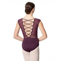 Savannah Mesh Tank Leotard