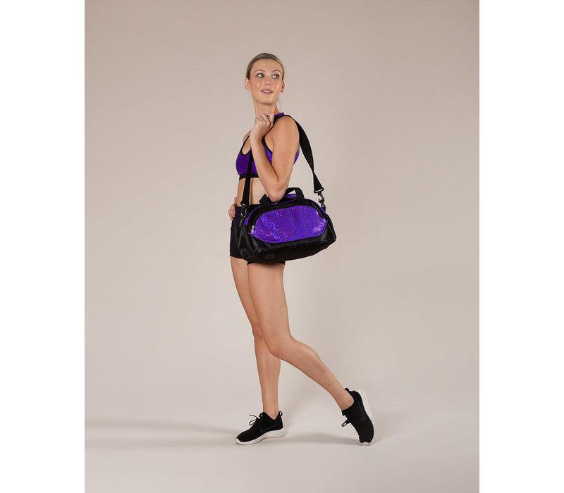 Opal Glitter Dance Bag