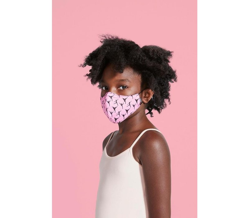 Printed Soft Stretch Mask Child