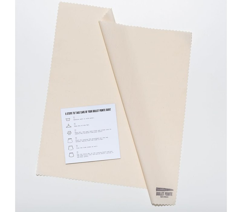 Bullet Pointe Care Cloth