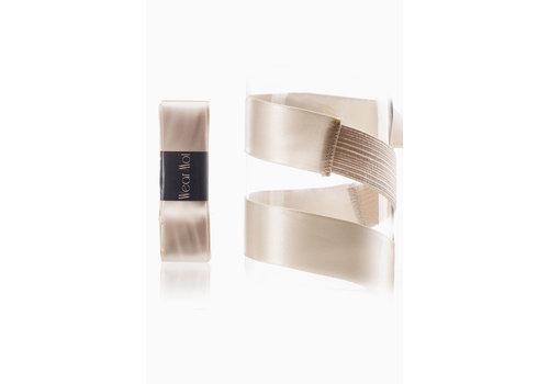 Wear Moi Satin Ribbon w/ Elastic Insert