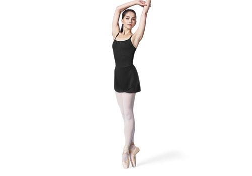 Bloch Georgette Wrap Skirt OS