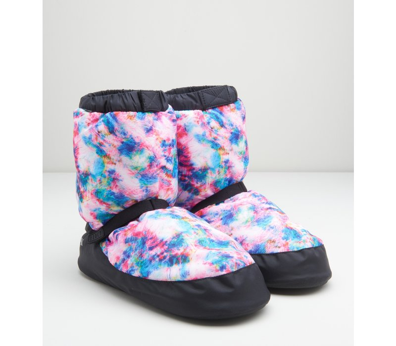 Warm Up Booties 2021 Print Child
