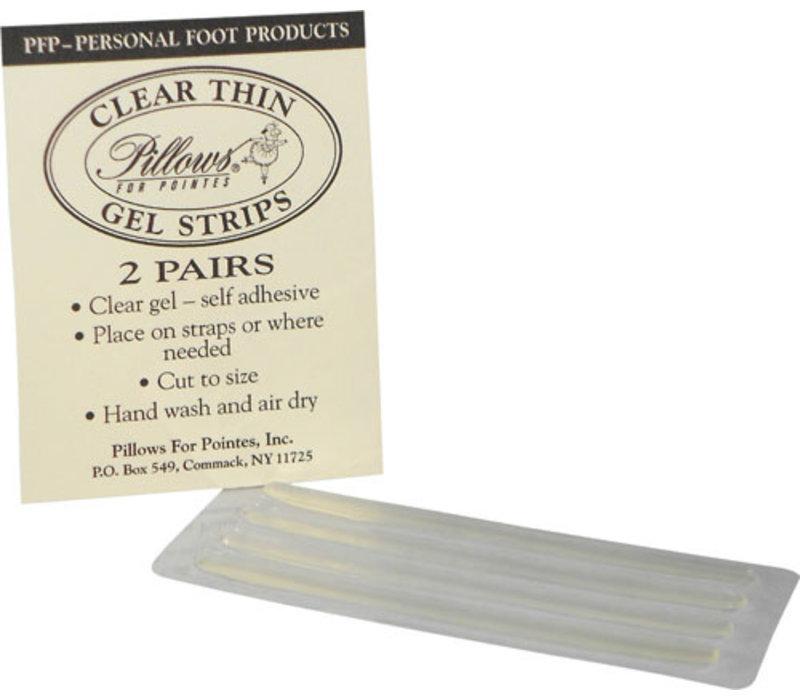 Clear Thin Gel Strips