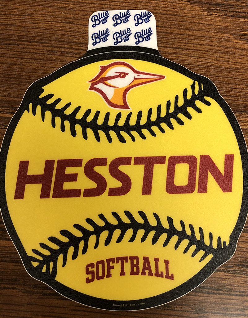 HC Sticker Softball