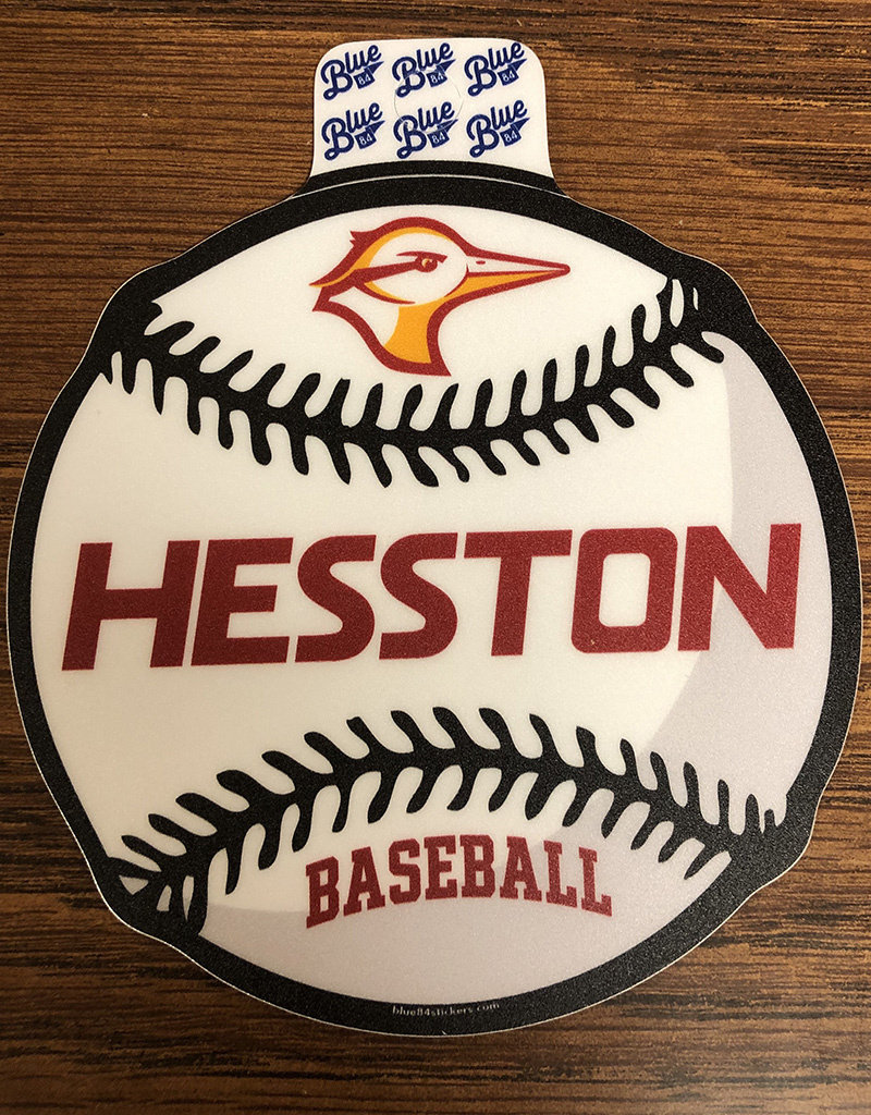 HC Sticker Baseball