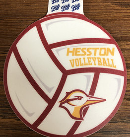 HC Sticker Volleyball