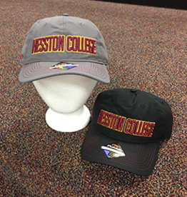 Hat HC Raised Black Cap