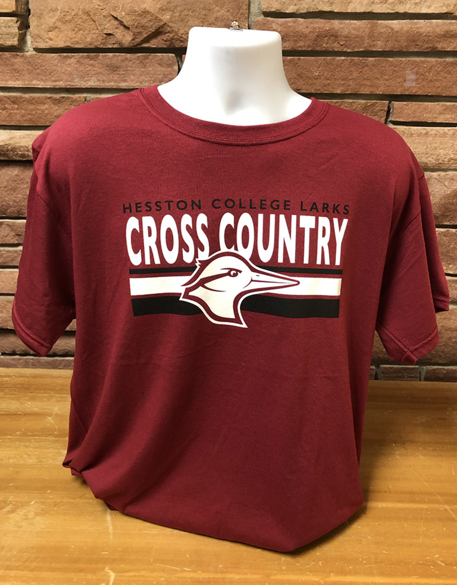 Gildan T-shirt SS HC 19 Cross Country