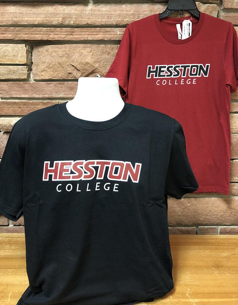 Canvas T-shirt SS Hesston College