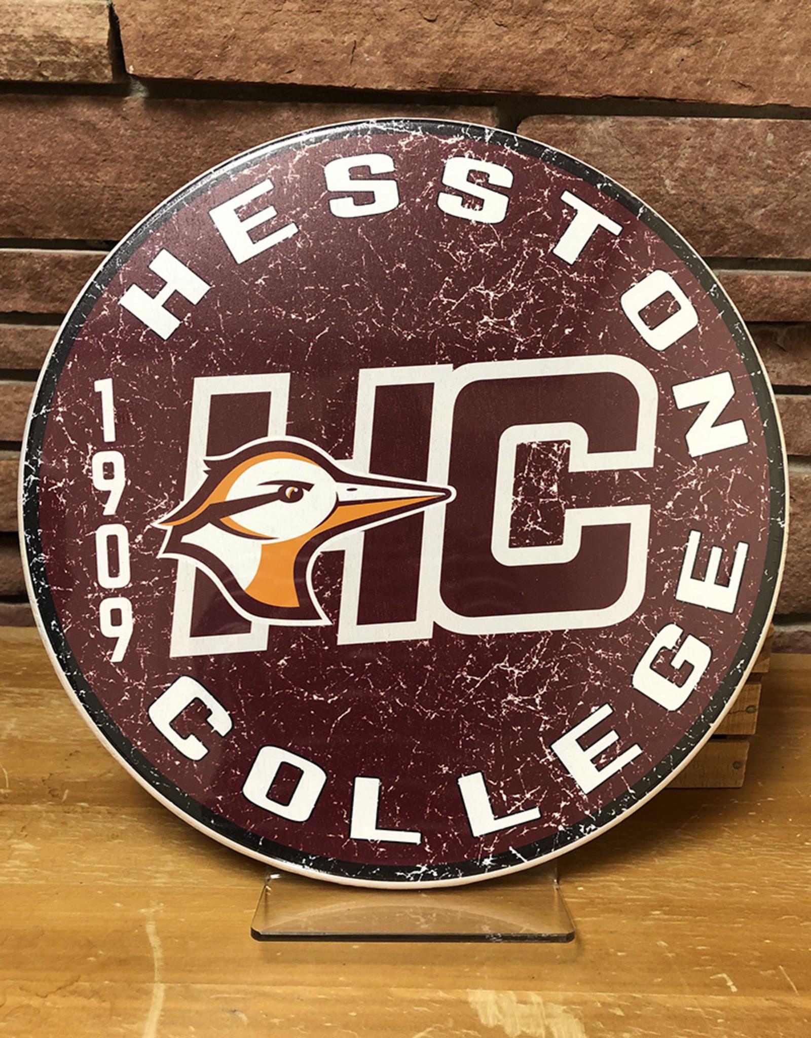 HC Wooden Sign