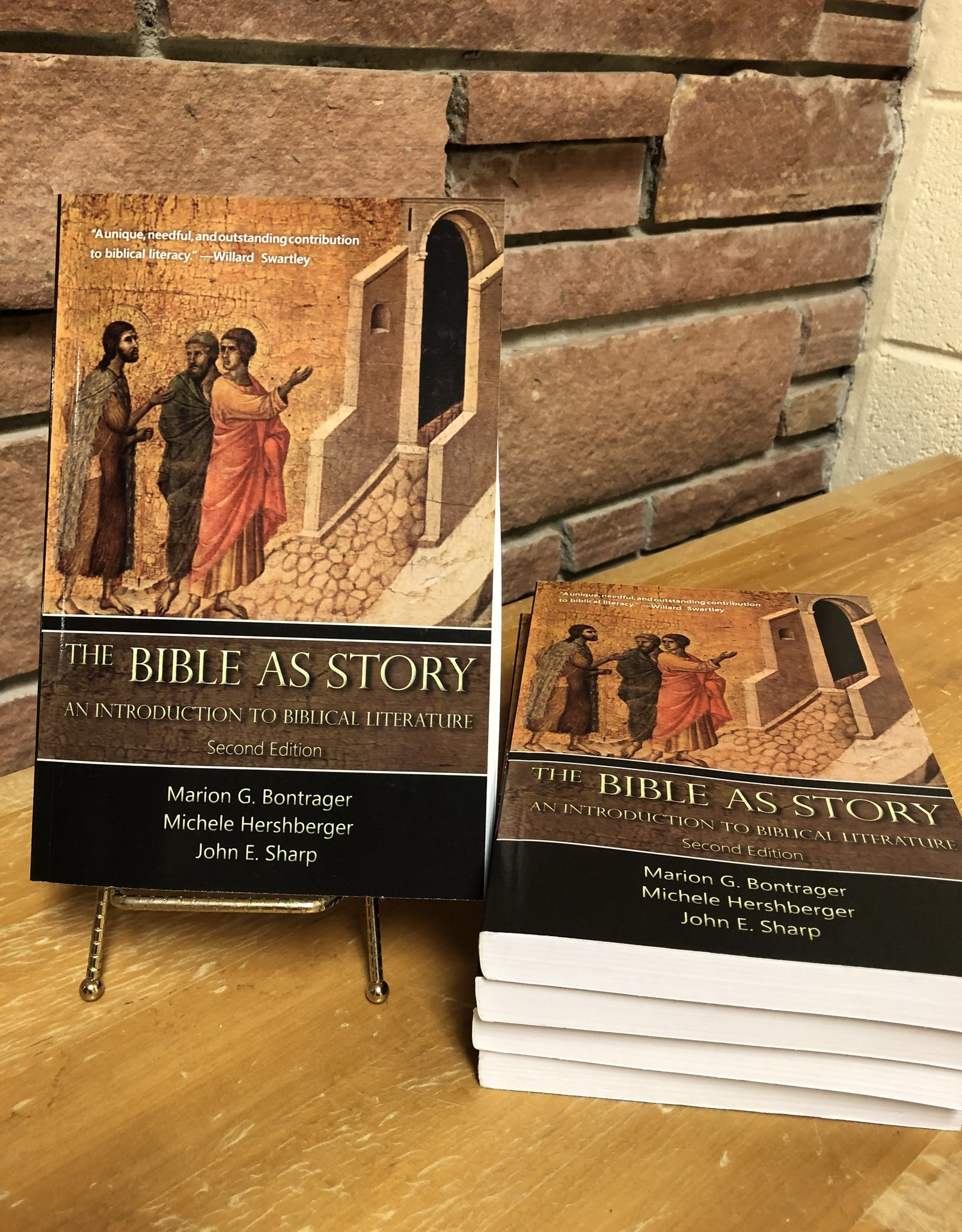 Book - The Bible As Story - New