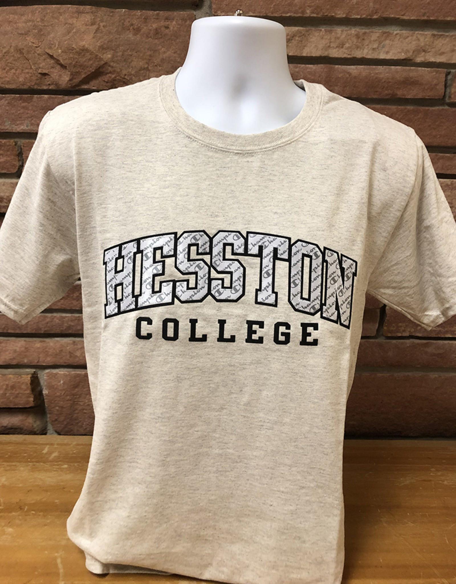 Jersey T-shirt 2021 CH SS Oatmeal Heather