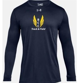 BCC Boy's Long Sleeve Track & Field Shirt