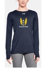 BCC Girl's Track & Field Long Sleeve Shirt