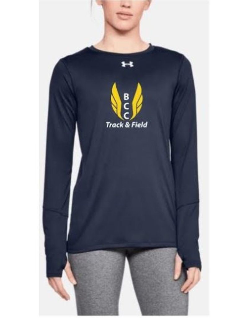 RNJ BCC Girl's Track & Field Long Sleeve Shirt