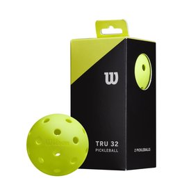 Wilson WILSON TRU 32 PICKLEBALL 2 PACK