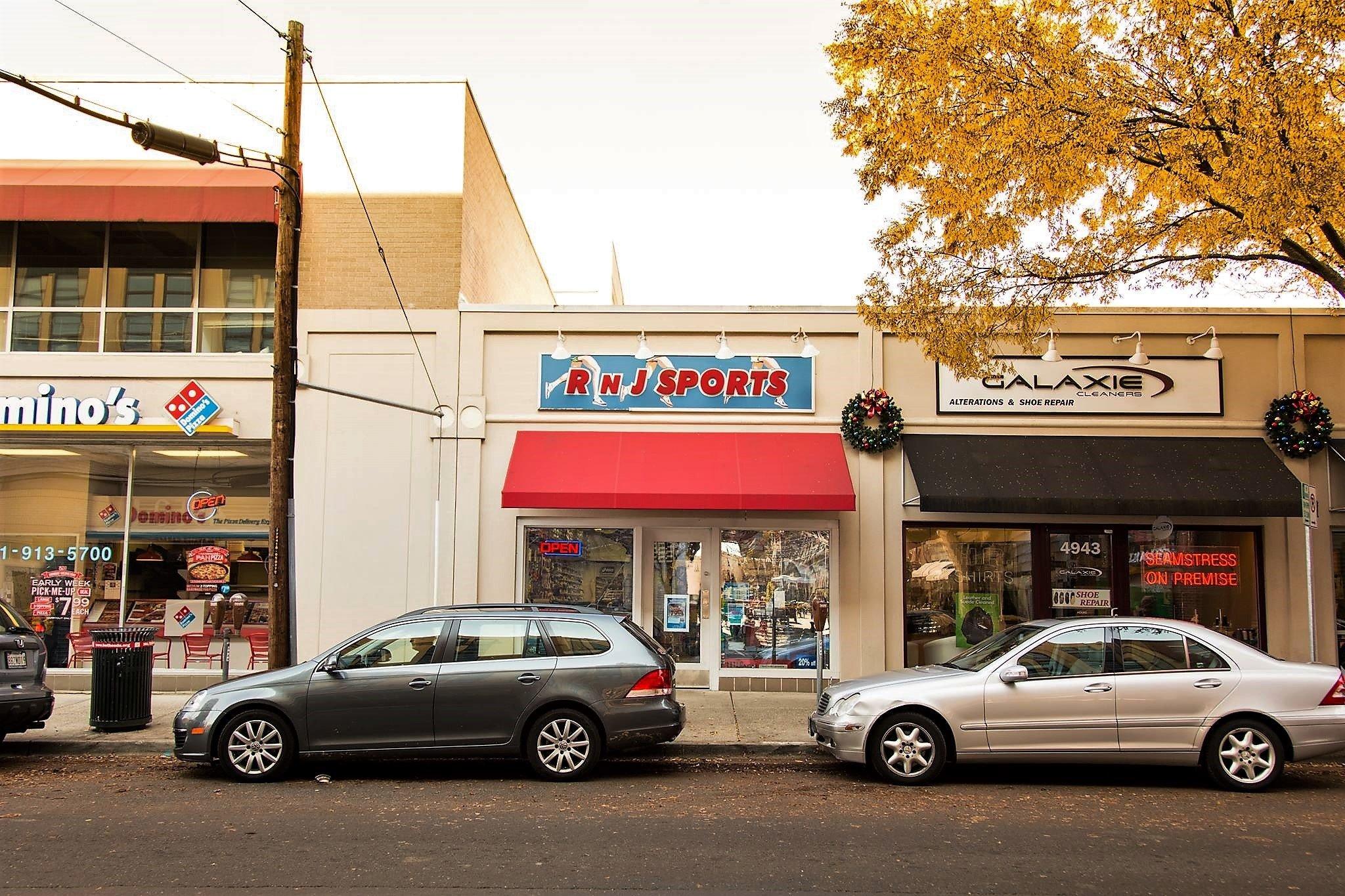 Bethesda Storefront