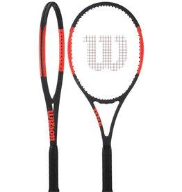 Wilson Wilson Pro Staff 97S Black/Red Grip size 3