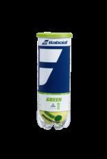 Babolat BABOLAT GREEN X3 TENNIS BALLS