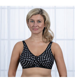 Almost U Almost U Polka Dot Bra 2060
