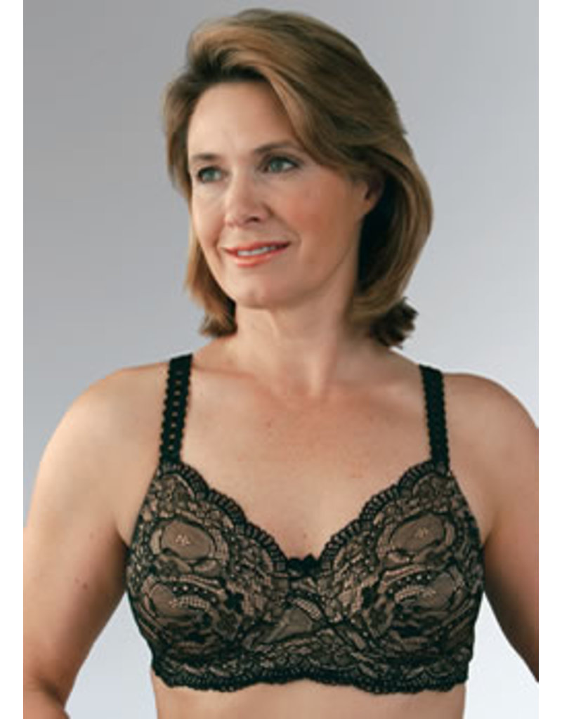 Classique Post Mastectomy Sensual Underwire Fashion Bra 766