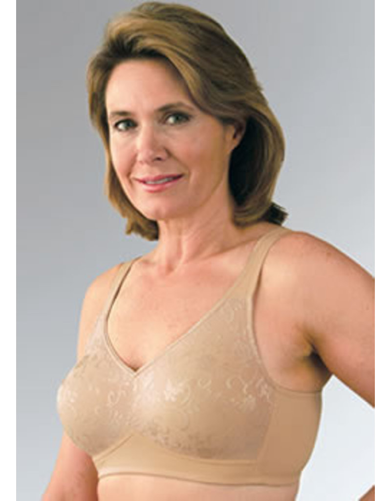 Classique Post Mastectomy Fashion Seamless Lace Cup Bra 769E