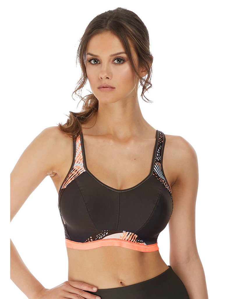 Freya Freya Epic Moulded Crop Top Sports Bra 4004