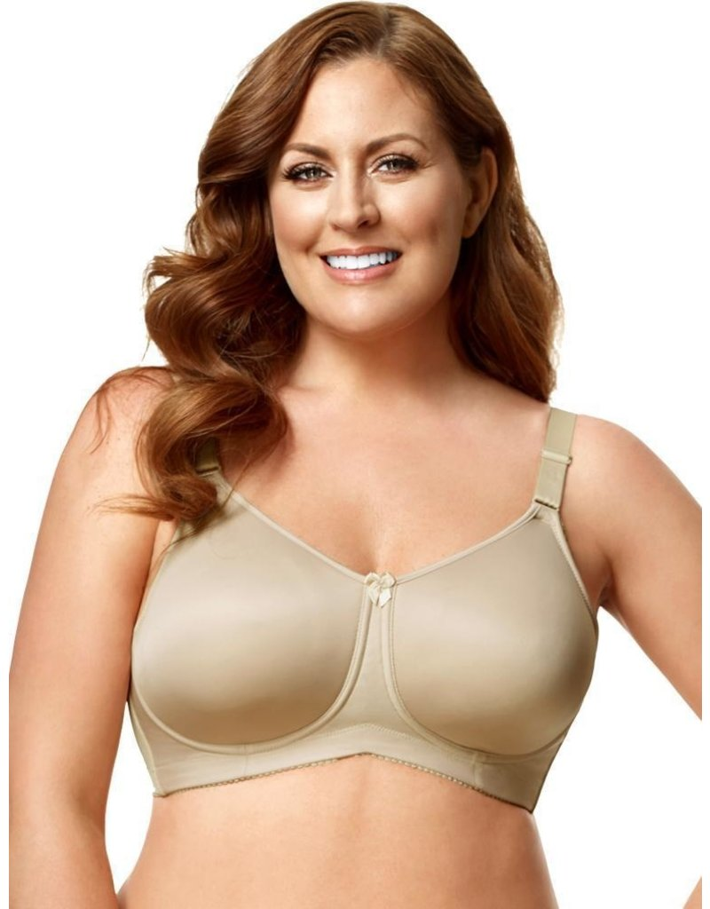 Elila Elila Seamless Moulded Soft Cup Bra 1803