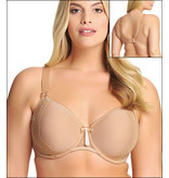 Elomi Elomi Amelia Bra Underwire Bandless Spacer Molded Lace Style 8740
