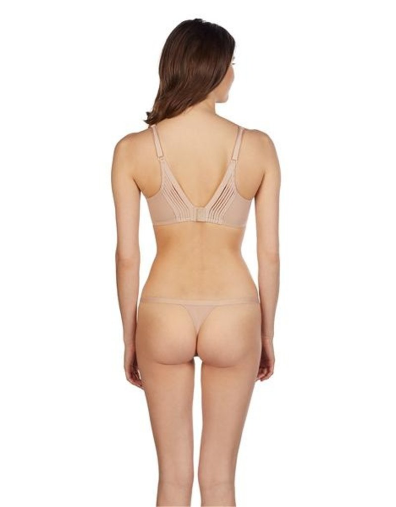 Le Mystere Le Mystere  Second Skin Back Smoother Bra 5219