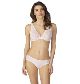 Le Mystere Le Mystere Natural Comfort Lace Underwire Bra 5157