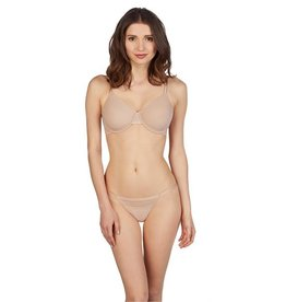 Le Mystere Le Mystere Second Skin Unlined Bra 3321