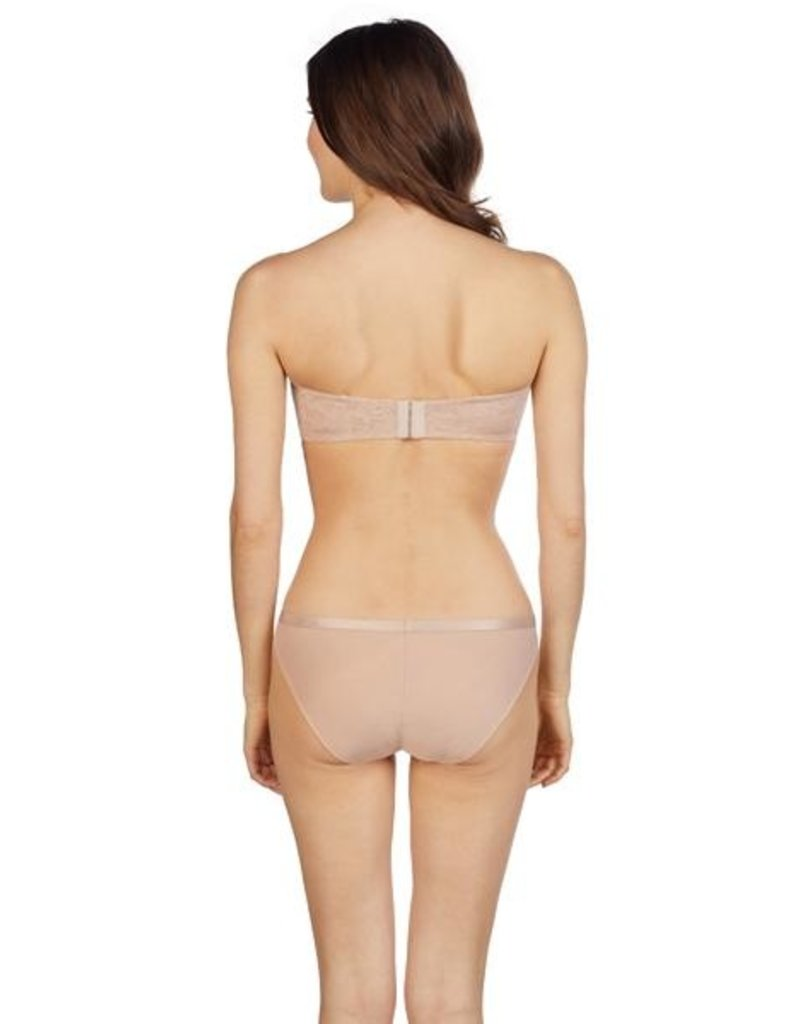Le Mystere Le Mystere Lace Perfection Unlined Strapless Bra 3315